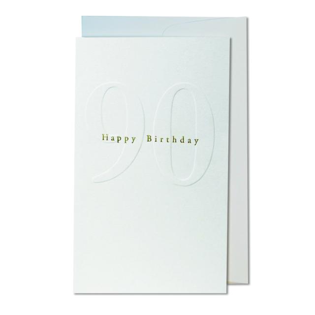 オブレイション/シングルカード/Gilded 90th Birthday