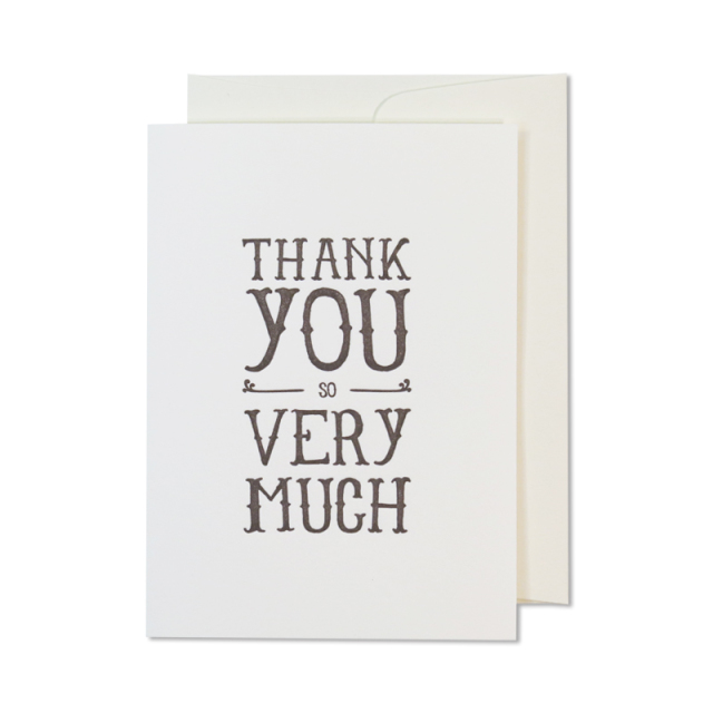 オブレイション/シングルカード/Thank You-Landmark