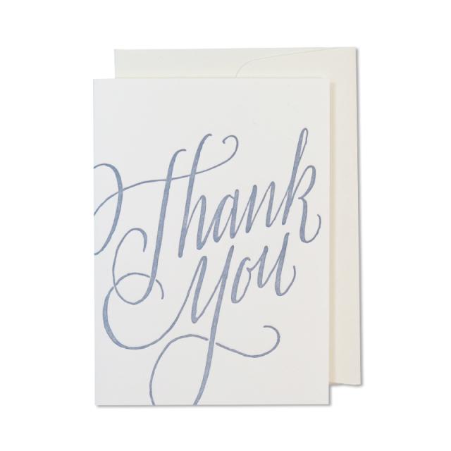 オブレイション/シングルカード/Thank You-Calligraphy