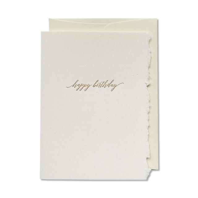 OBLATION/シングルカード/Glimmer Happy Birthday