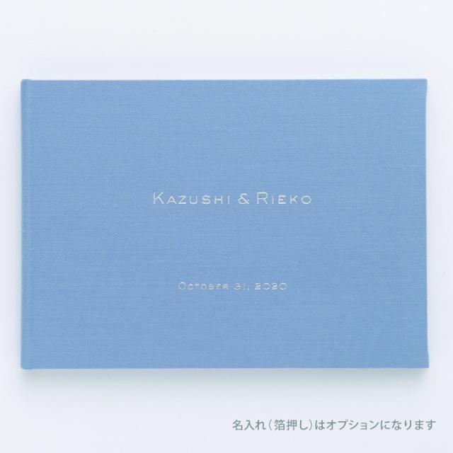 Paper Tree Original/芳名帳・ゲストブック/Pale Blue