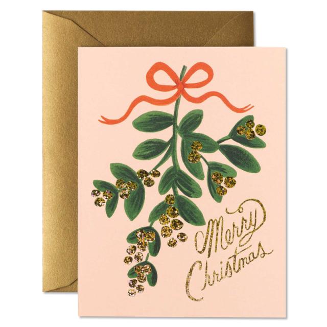 ライフルペーパー/シングルカード/ミスルトゥ・クリスマス
