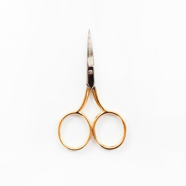 Studio Carta/リボンシザーズ/Ribbon Scissors-Small Gold Handle