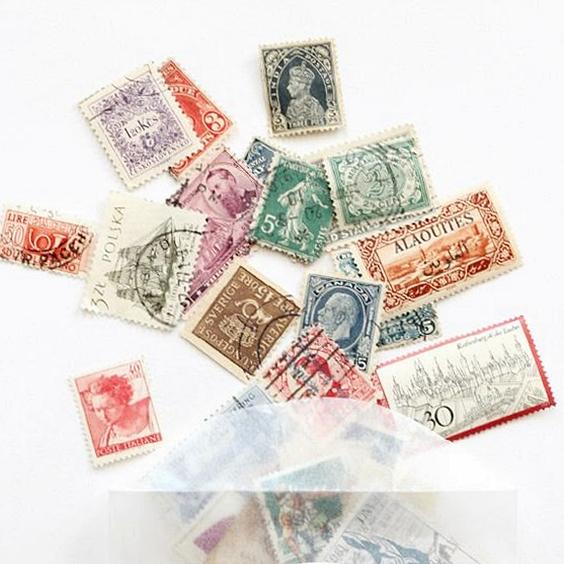 Studio Carta/スタイリング小物/Vintage Stamps