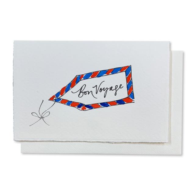 Scribble & Daub/シングルカード/Bon Voyage