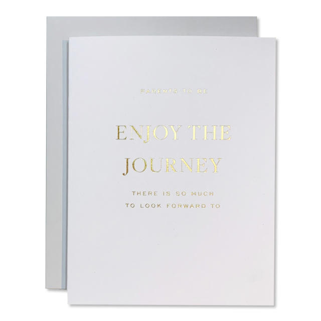 Smitten On Paper/シングルカード/Journey Greeting Card