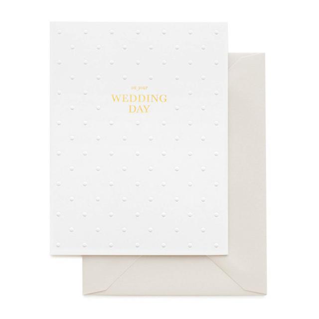 ウェディングカード