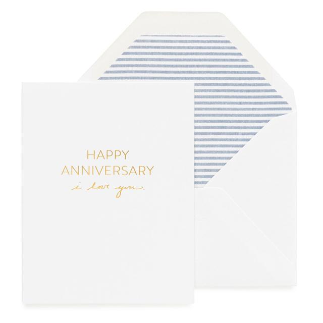 Sugar Paper/シングルカード/Anniversary, I love you