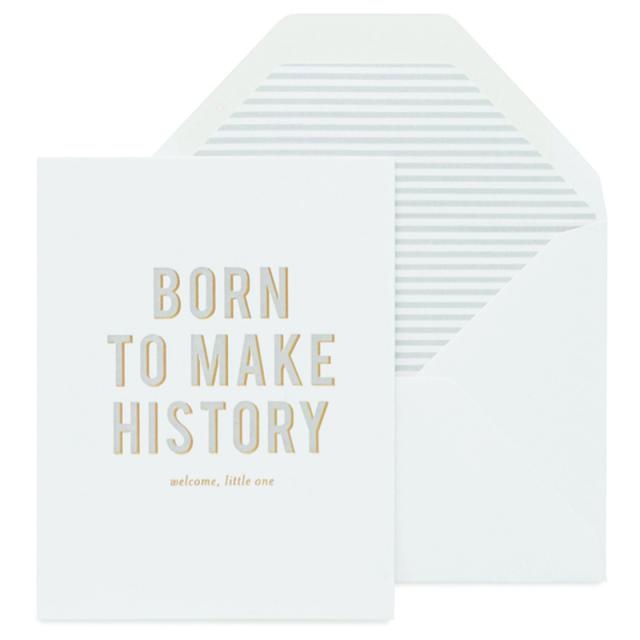 シュガーペーパー/シングルカード/Born to Make History