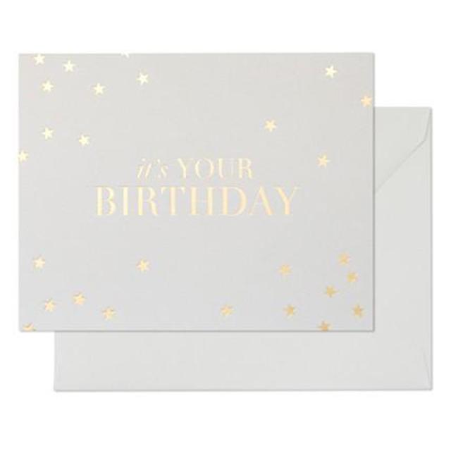 シュガーペーパー/シングルカード/It's Your Birthday