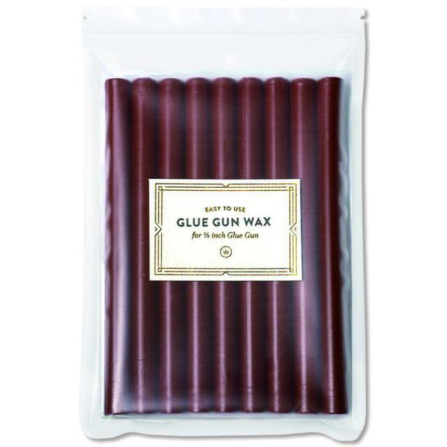 Stamptitude/グルーガンワックス/Maroon Glue Gun Wax