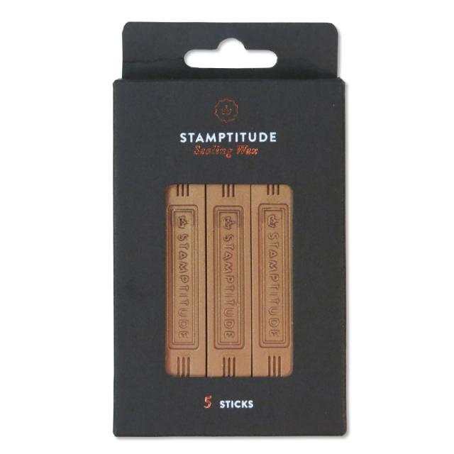 スタンプティチュード/シーリングワックス/Copper