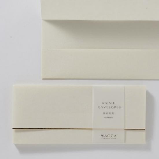 WACCA/封筒/懐紙封筒 10枚入