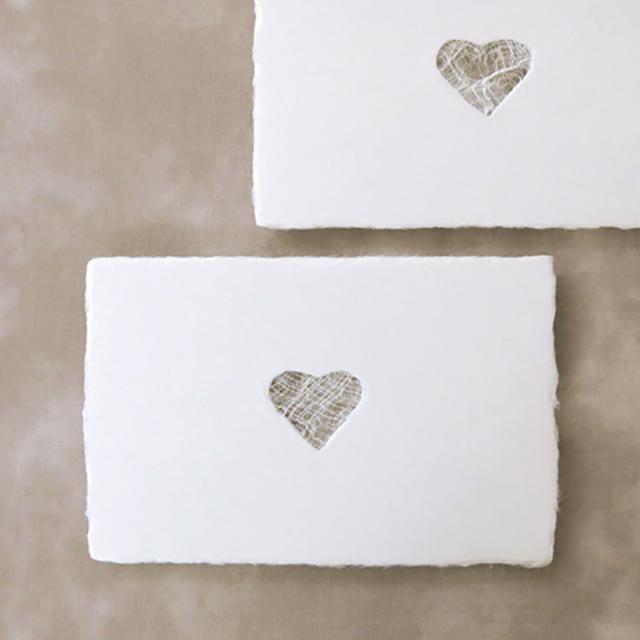 WACCA/透かしポストカード/heart