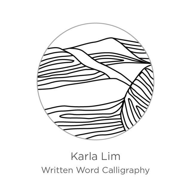 【ご予約商品】WRITE for the planet/チャリティープロダクト/Sealing Stamp - Karla Lim