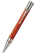 デュオフォールド クラシック ビッグレッドCT ボールペン