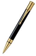 デュオフォールド クラシック ブラックGT ボールペン