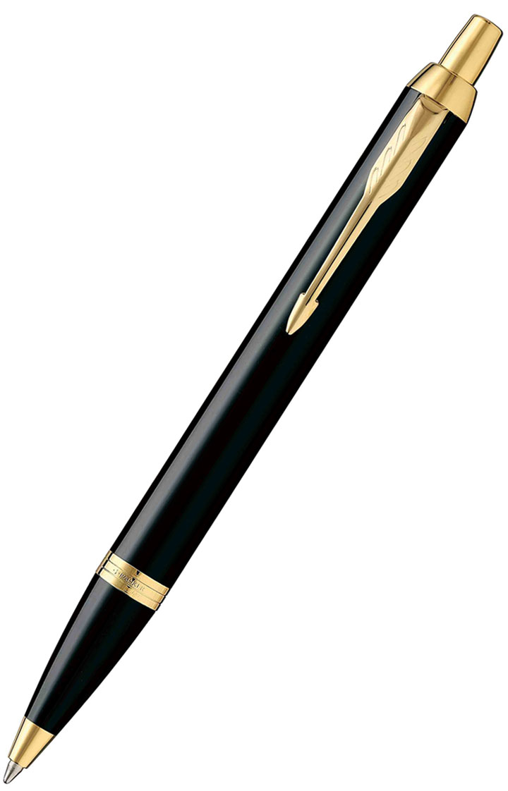 パーカー・IM ブラックGT ボールペン