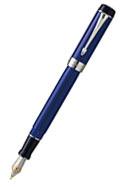 デュオフォールド クラシック ブルー&ブラックCT センテニアル万年筆