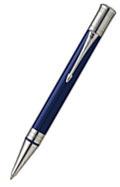 デュオフォールド クラシック ブルー&ブラックCT ボールペン
