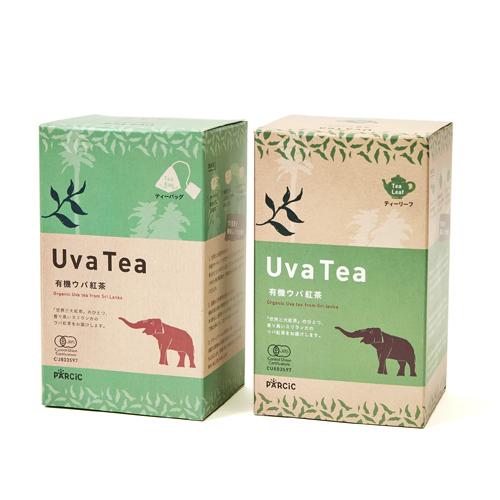 スリランカ産 有機ウバ紅茶(リーフ/ティーバッグ)