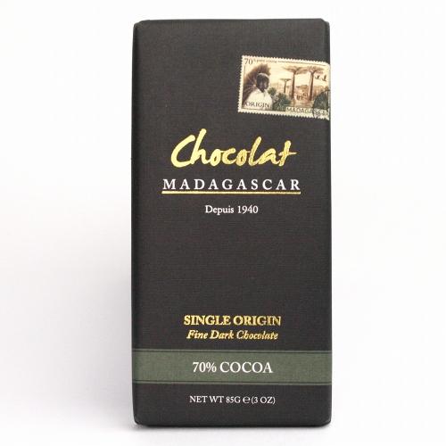 ショコラマダガスカル ダークチョコレート70%