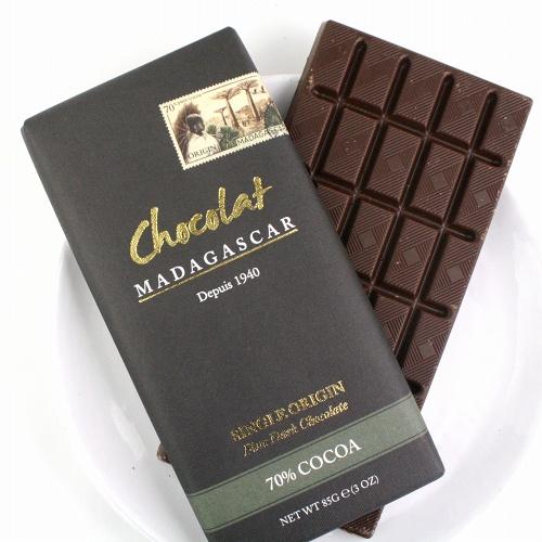 ショコラマダガスカル ダークチョコレート 70% 85g