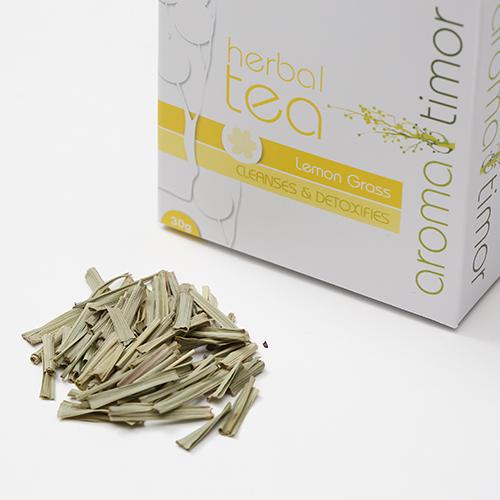 ハーブティー アロマ・ティモール レモングラス茶葉
