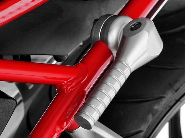 ワンダーリッヒ センタースタンドプルレバー BMW R1200R LC(水冷 '15-) / R1200RS LC(水冷 '15-)