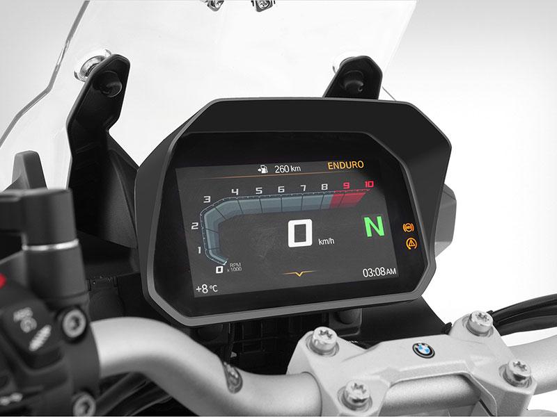 ワンダーリッヒ メーターバイザー TFT液晶メーター用 R1200GSLC/Adventure / F850GS / F750GS