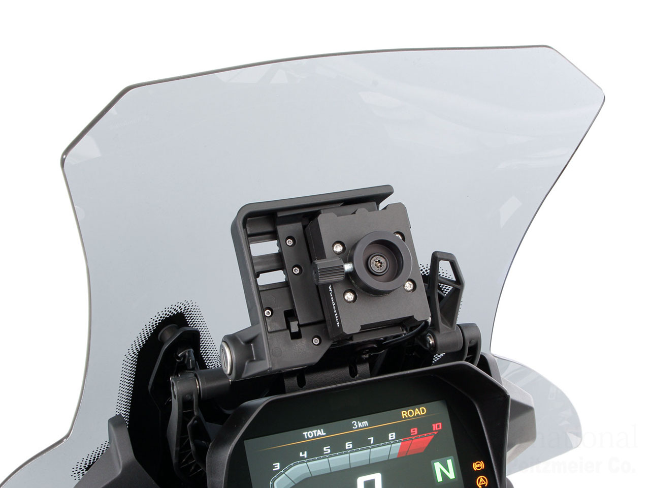 ワンダーリッヒ USB電源 / 携帯ホルダー化ユニット for BMW純正ナビホルダー