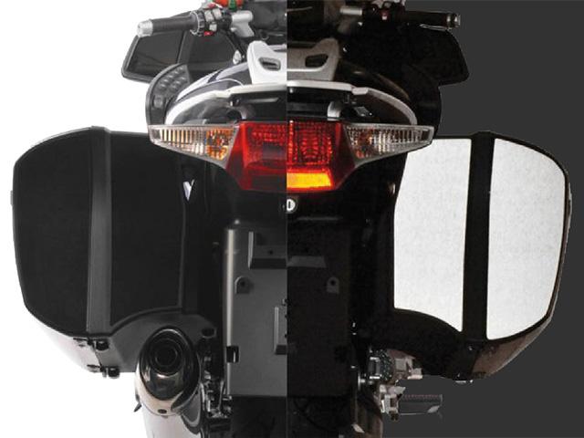 ワンダーリッヒ 純正パニアケース用 Safety Reflector / セーフティリフレクター