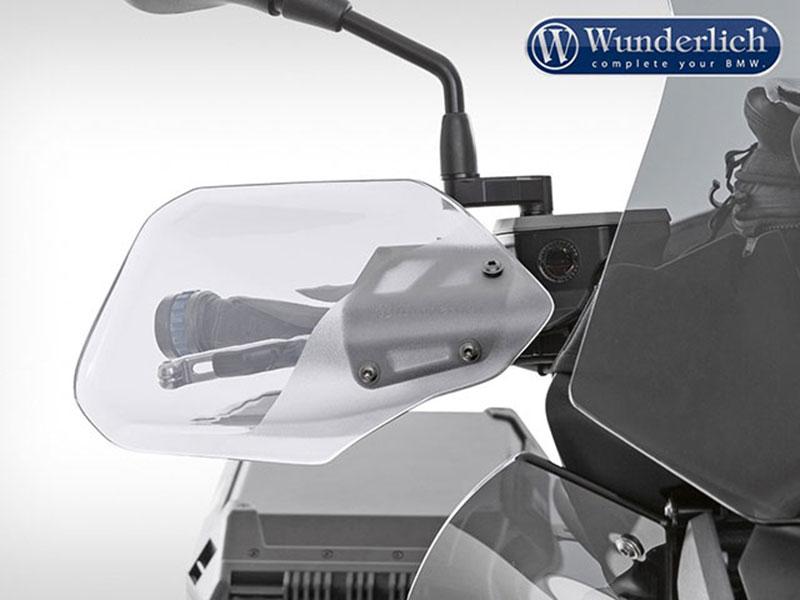 ワンダーリッヒ ハンドガード 「クリアプロテクト」 BMW G310GS / G310R