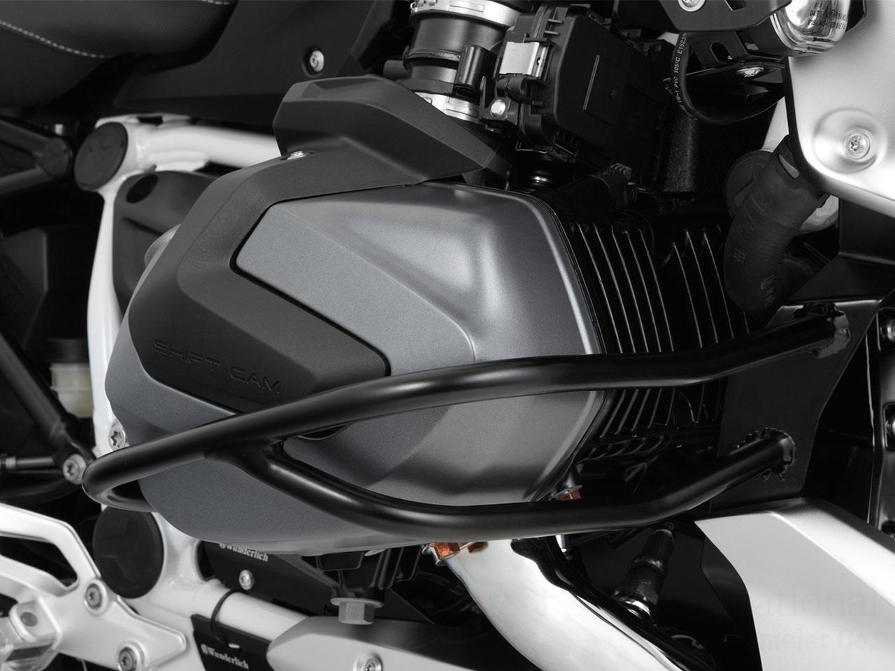 ヘプコ&ベッカーエンジンガード 「Sport」Wunderlich Edition R1250GSLC / R1250R