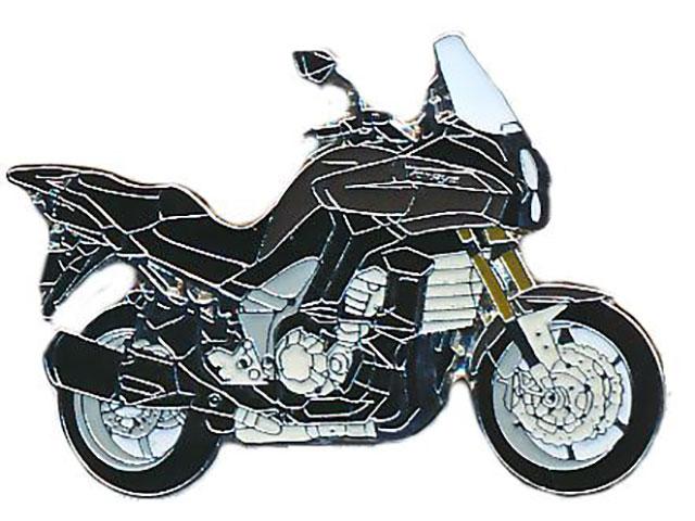 ピンバッチ Kawasaki Versys 1000