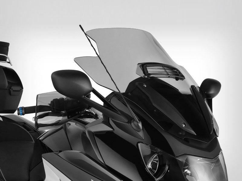 ワンダーリッヒ ベンチレーション付ツーリングカクリーン 「MARATHON AIRVENTED」 K1600シリーズ