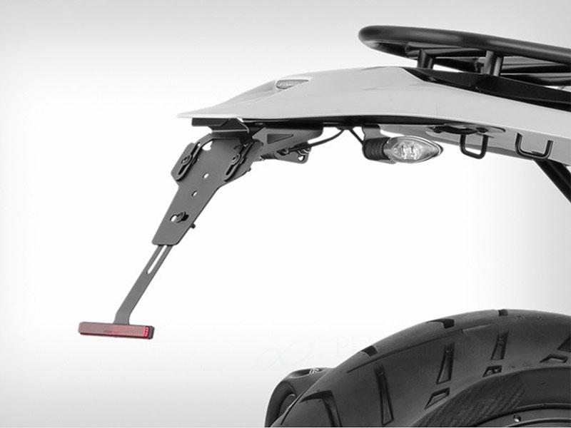 ワンダーリッヒ 「Enduro」 リアコンバージョンキット用ライセンスプレートホルダー