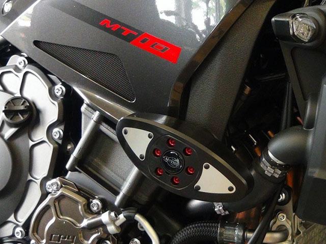 P&A International クラッシュパッド Extreme X-Pad Yamaha MT-10('16-)