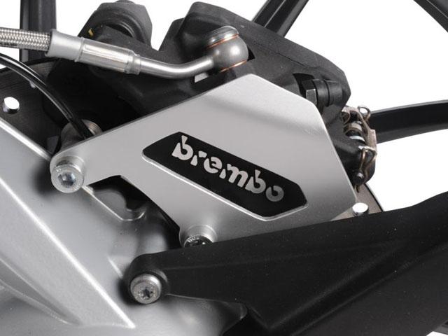 R1200GS('13-) リアブレーキキャリパーガード