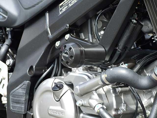 P&A International クラッシュパッド X-Pad Suzuki DL650 V-Strom650