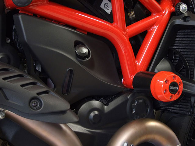 P&A International クラッシュパッド X-Pad  Ducati Monster 1200 / S