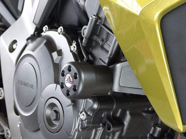 metisse ダンパー内蔵クラッシュパッド X-Pad Honda CB1000R