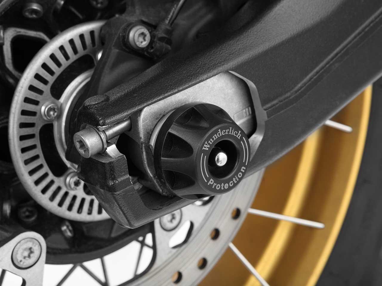 ワンダーリッヒ リアアクスルクラッシュプロテクター レーシング S1000RR / S1000R('14-)
