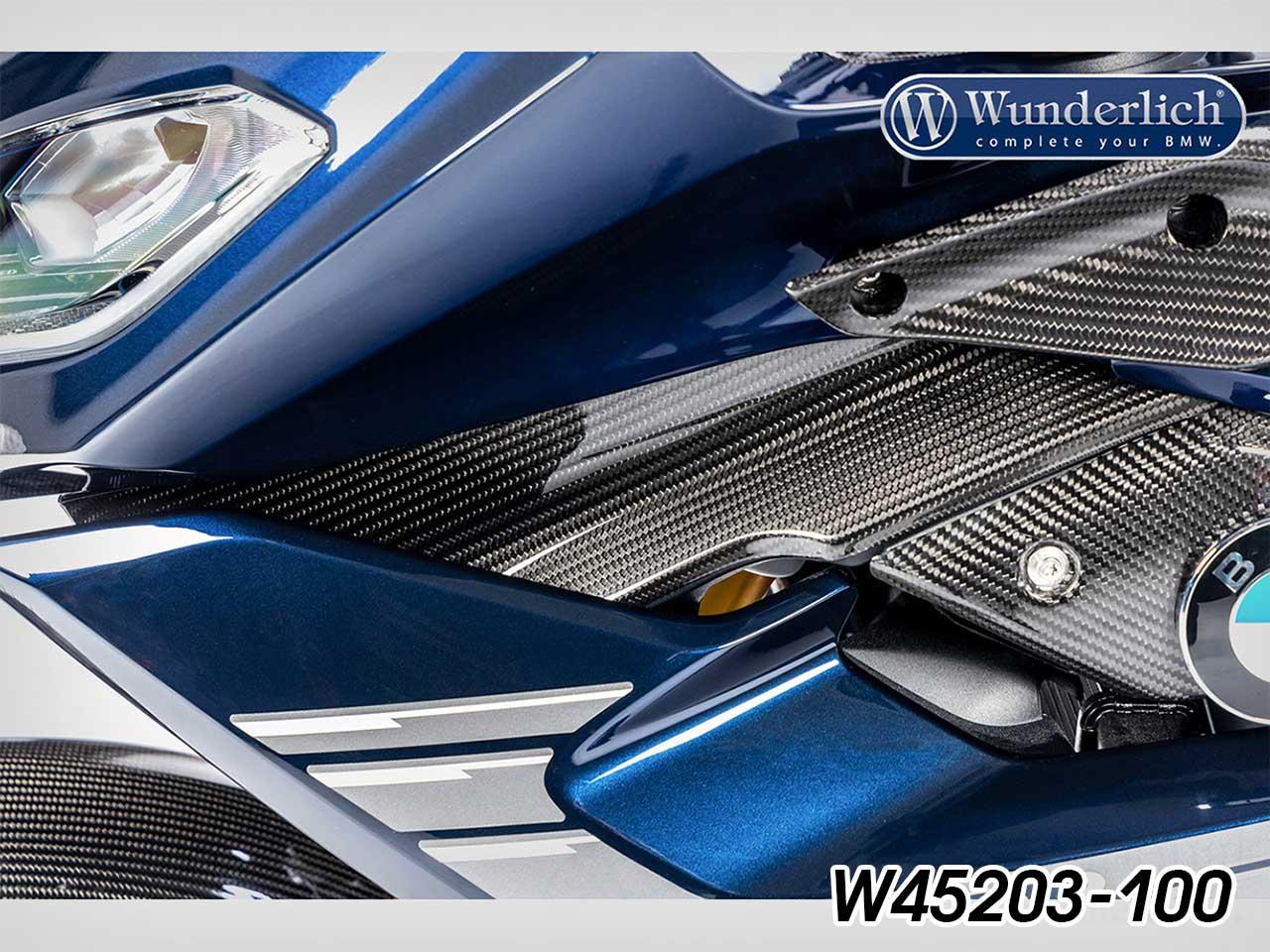 ワンダーリッヒ カーボンアンダーフレームフェアリング R1250RS