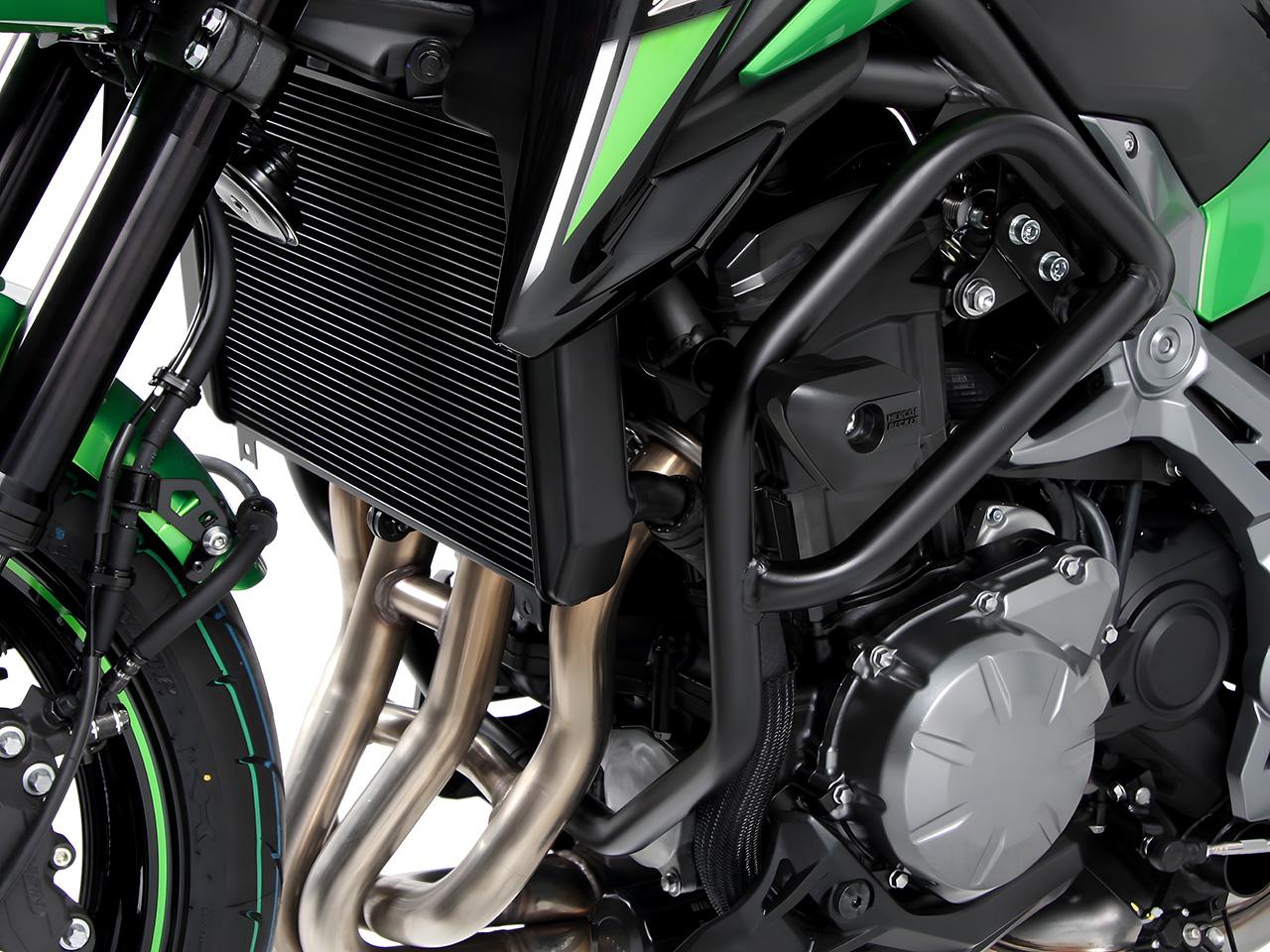 ヘプコ&ベッカー エンジンガード Kawasaki Z900