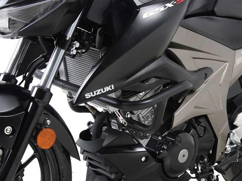 ヘプコ&ベッカー 正規品 エンジンガード Suzuki GSX-S 125
