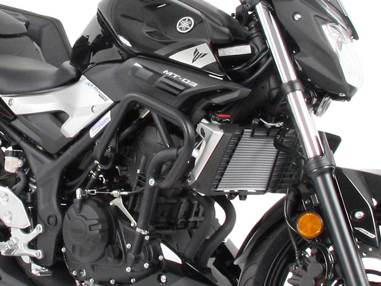 ヘプコ&ベッカー 正規品 エンジンガード Yamaha MT-03 / MT-25