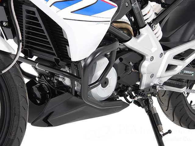 ヘプコ&ベッカー 正規品 エンジンガード BMW G310R