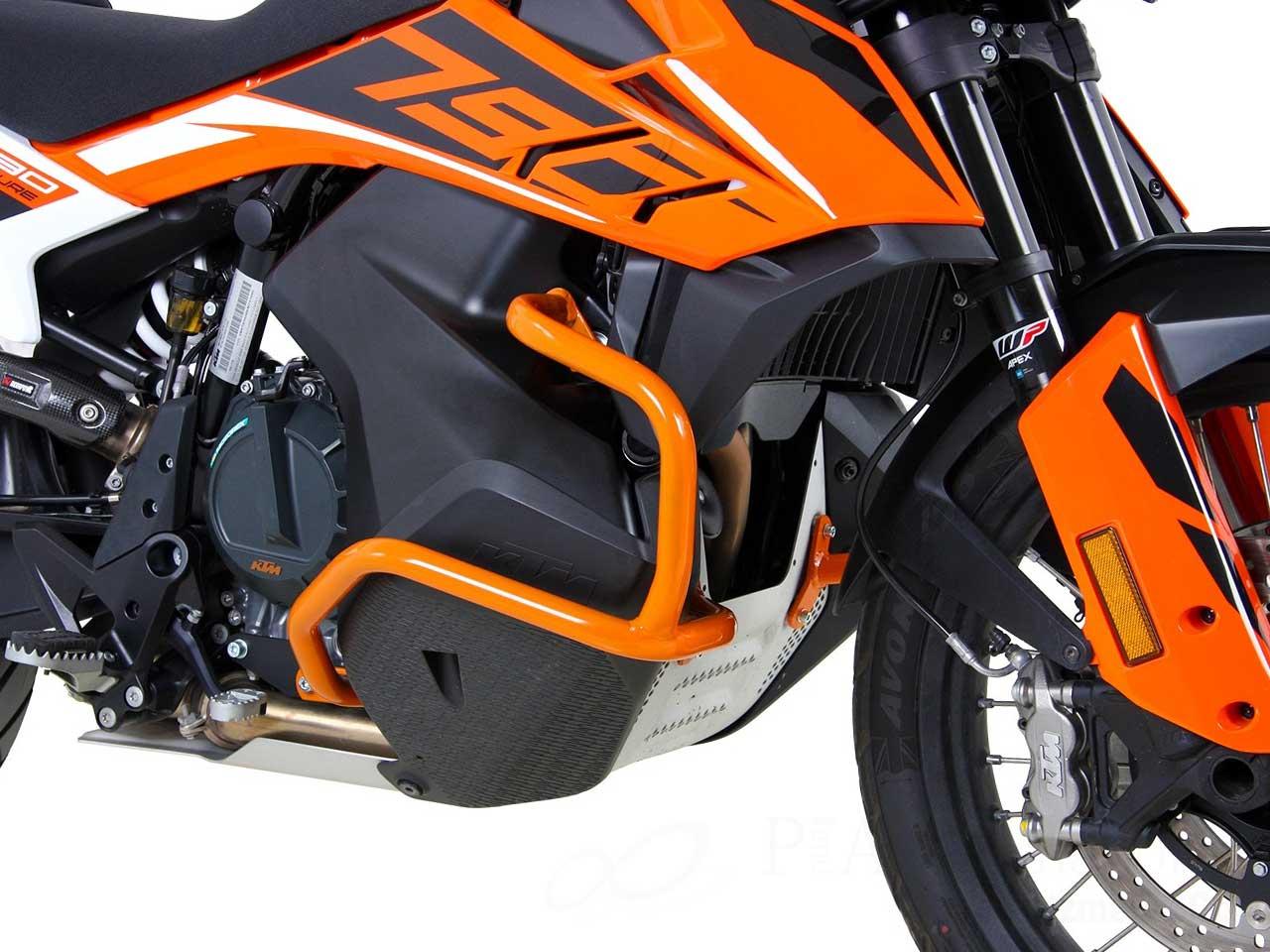 ヘプコ&ベッカー エンジンガード KTM 790 Adventure / 790 Adventure R