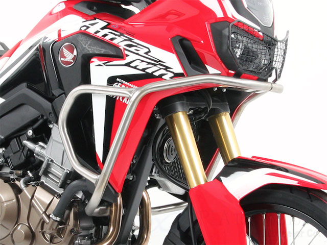 ヘプコ&ベッカー 正規品 タンクガード Stainless Steel HONDA CRF1000L AfricaTwin